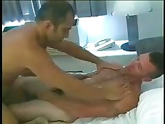 Mature Couple Fucking on Bed