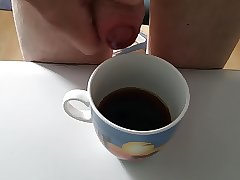 So schmeckt natuerlich auch der Kaffee