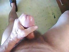 Cum with nautic shoe