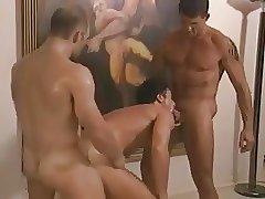 Three Passionate Males