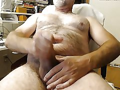 THICK UNCUT FAT COCK