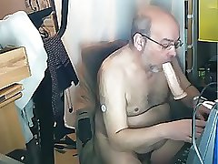 grandpa stroke and play