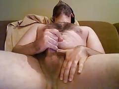 Me jacking, big cum shot