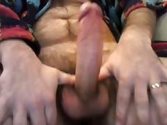 HAIRY GOLDEN COCK