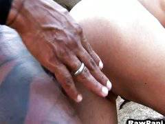 Horny Latino fucking his partner