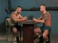 Ben Brown & Bruno Knight poker