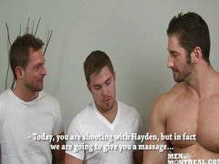 Segredos│Christian Power & Hayden Colby