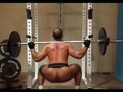 Hairy gym I