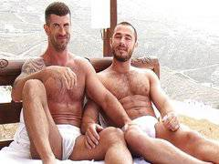 Jessy Ares and Adam Killiam