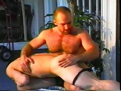 jockstrap bear dad (Anthony Gallo)