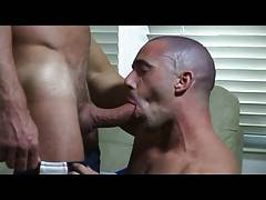Jorge Ballantinos and Rocco Banks