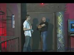 security check (Nick Horn and Kyle Foxxx)
