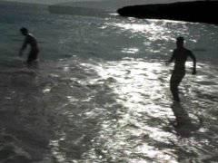 Men in Mallorca - On the beach