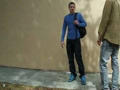 Miami artist gets man ass on the BaitBus