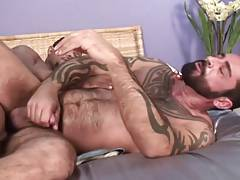 Aaron Ridge and Tom Colt