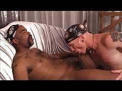 Zan Alexander and Mason Garet