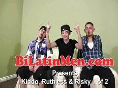 Kiddo, Ruthless & Risky