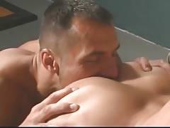 Arpad Miklos and Carlos Morales (aka Ricky Balboa)