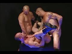 Jake Deckard, Jay Armstrong and Chuck Scott