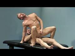Christopher Daniels and Spencer Reed