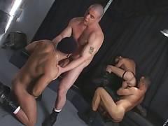 hombres latinos orgia - primera parte