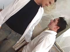 Adan Persio deep anal sex