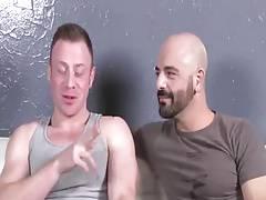 adam russo fucks bareback
