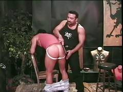 spanking party