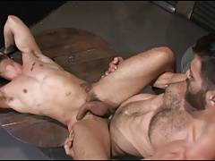 Tommy Defendi and Ray Han