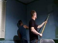 Painter Threesome
