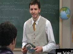 Gay movie Sometimes this nasty teacher