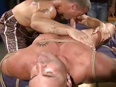 Adam Rogue and Trace Michaels