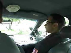 Cops fucking outside