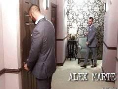 Alex Marte no Hotel Transando com 2