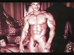 vintage muscle clip (Warren Frederick and Damian)