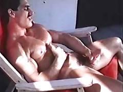 Dave Lash (vintage Colt bodybuilder)