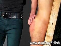 Hardcore gay Adam Watson likes nothing more