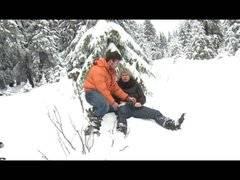 Bareback hivernal
