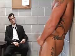 Mark Dalton (exhibitionist clip)