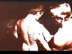 The Model and the Burglar (John Hamill - vintage porn)