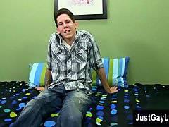 Hot gay scene Braden Klien has wanted to do