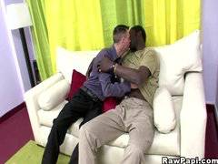 Latin Gay Sucked A Black Cock