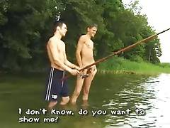 Guys Fishing ...