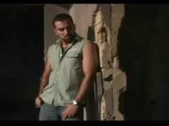 Francois Sagat au Liban