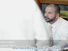 Mormon's Inspection