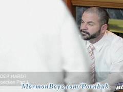 Mormon's Inspection