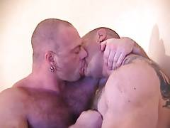Pierced dads having fun