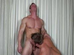 Muscle Buddies - Zack / Bruiser