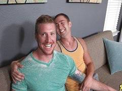 david & ryan bareback