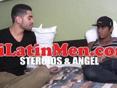 LATIN│Steroids & Angel Ἦψ